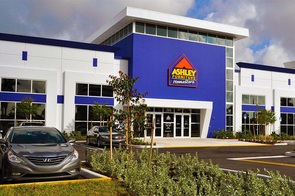 Ashley Furniture HomeStore 1