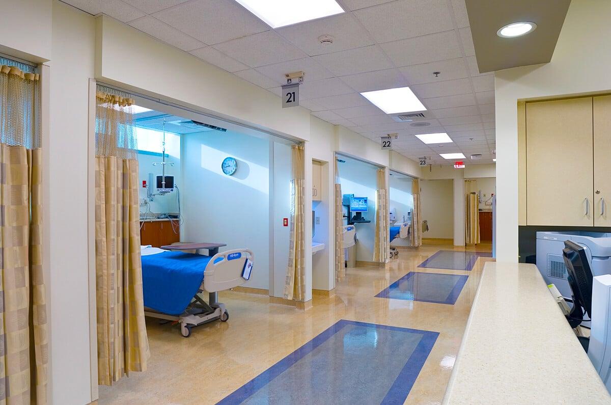 5-Bed ICU & 10-Bed PACU 2