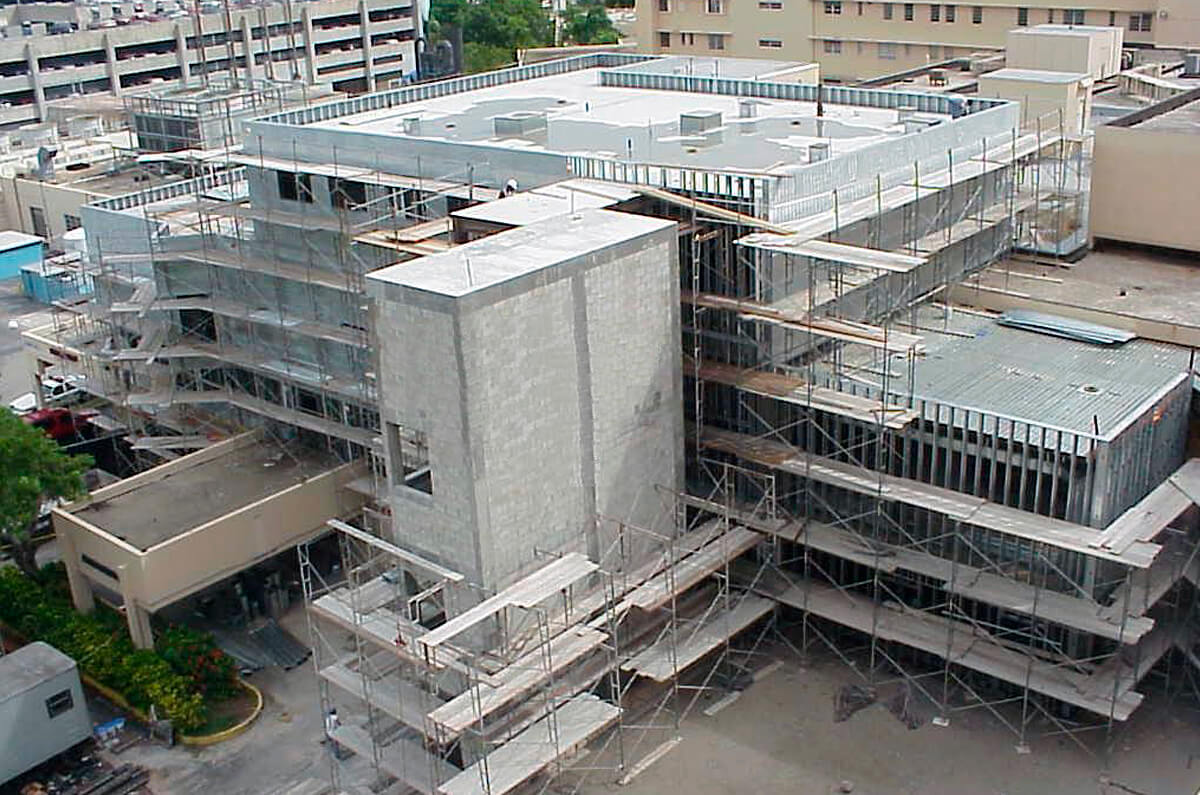 Holy Cross Hospital Projects 5