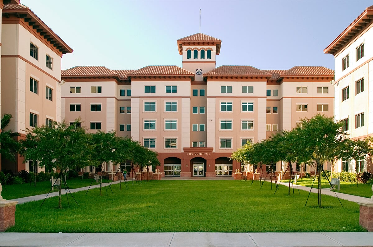 The Commons Residence Hall at NSU 4