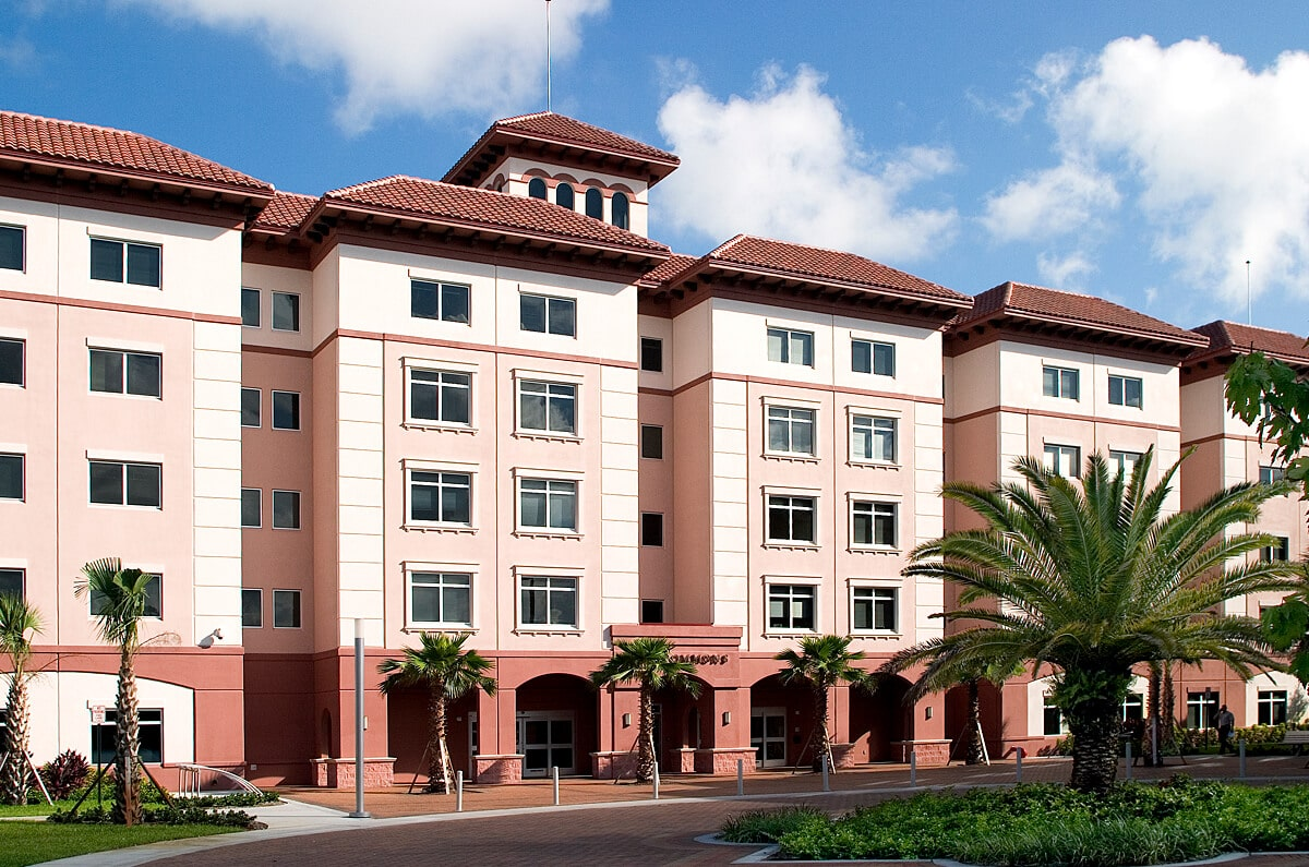 The Commons Residence Hall at NSU 3