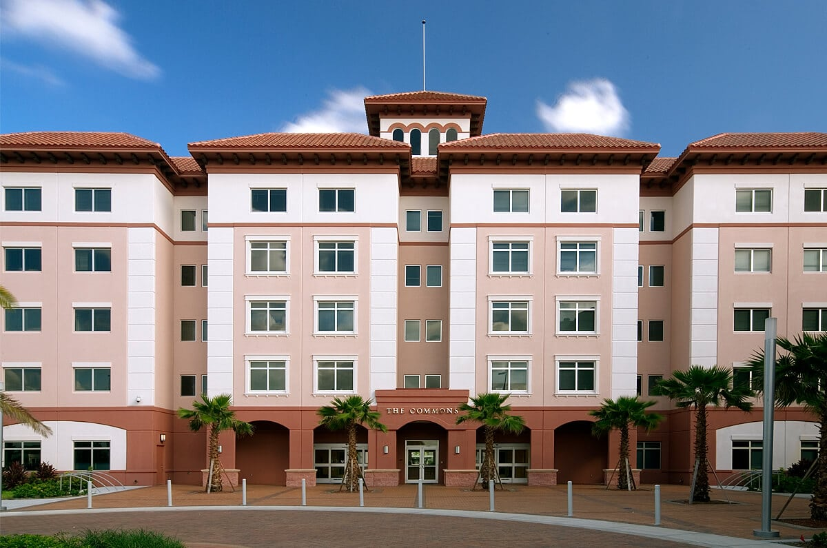 The Commons Residence Hall at NSU 1