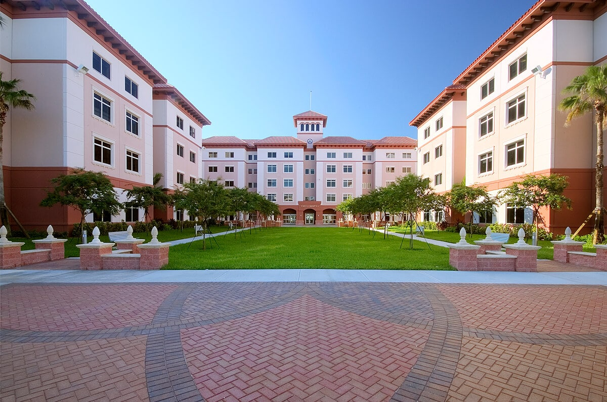 The Commons Residence Hall at NSU 2