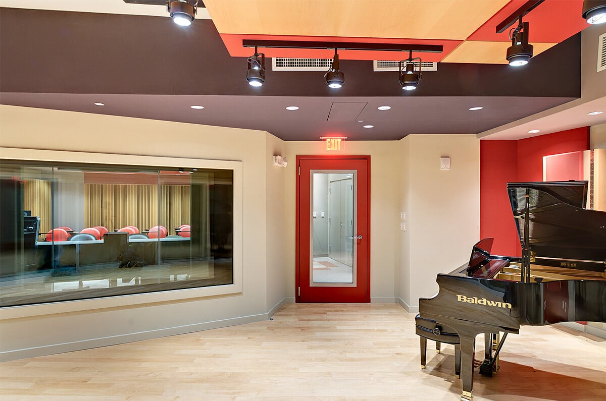 Art Institute of Miami Sound Studio 3
