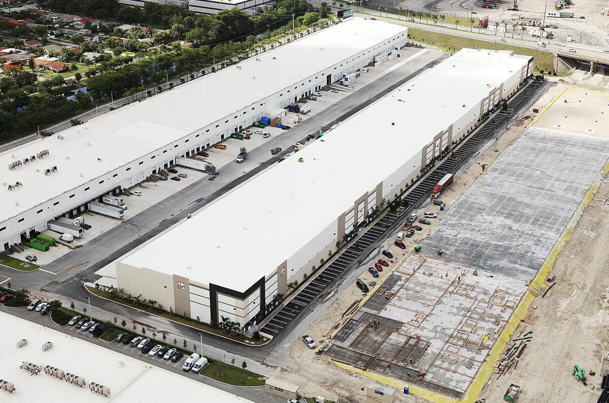South Florida Logistics Center Buildings 4, 5 1