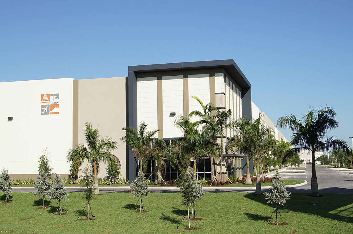 South Florida Logistics Center Buildings 4, 5 2
