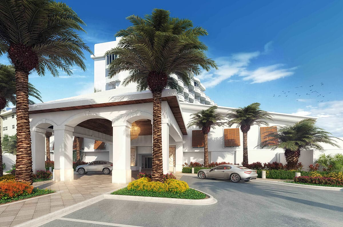 Beachcomber Resort & Villas 1