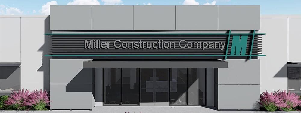 MCC new office Exterior