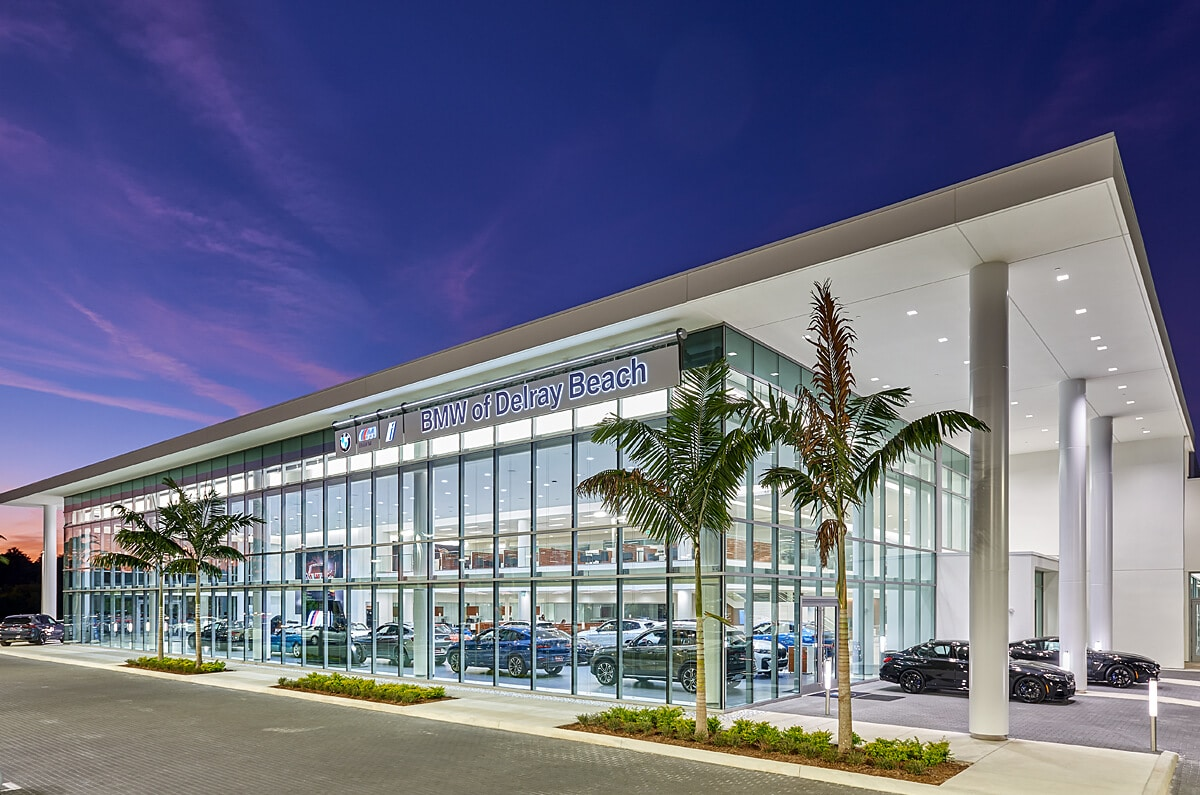 BMW of Delray Beach 1