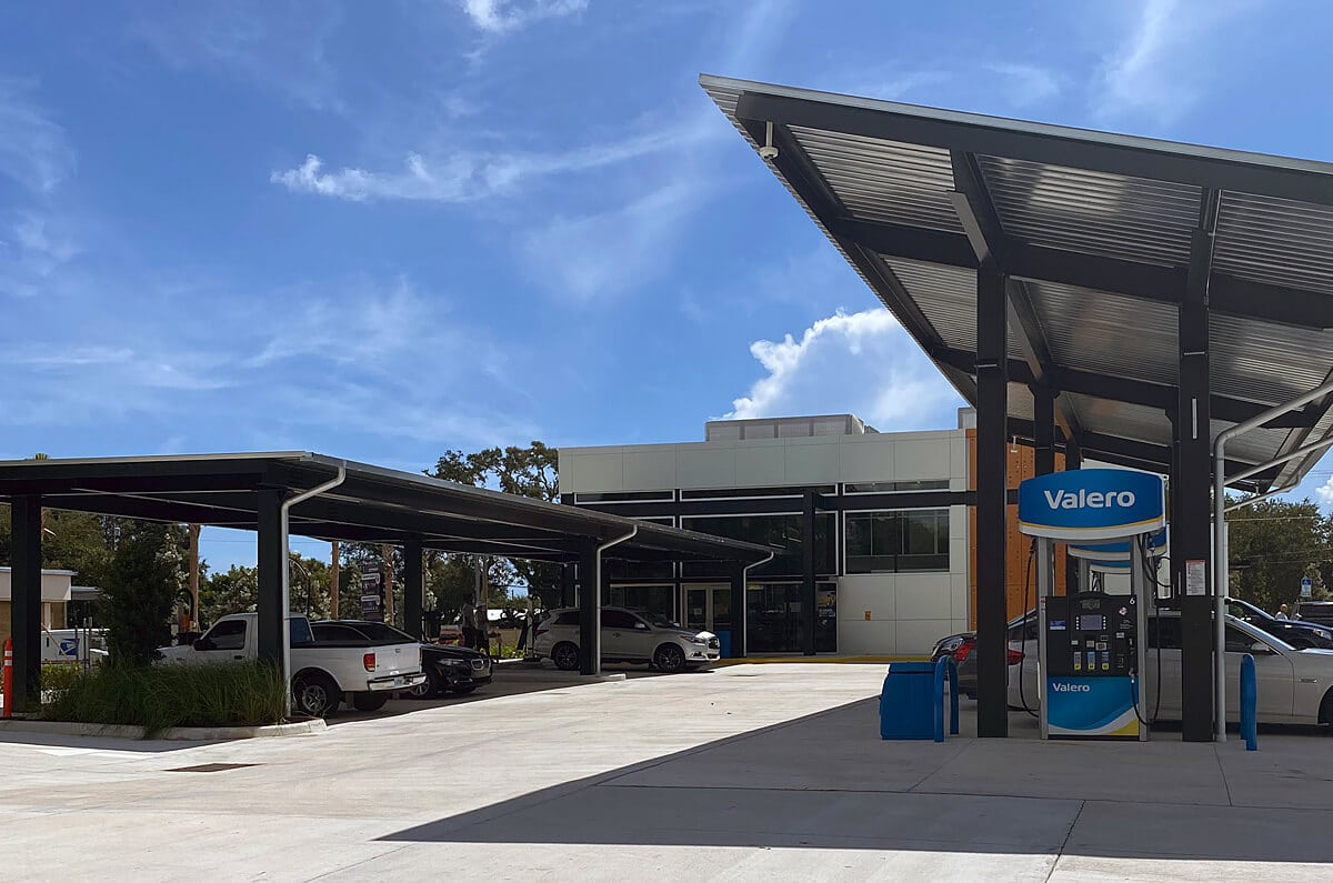Valero Gas Station 1