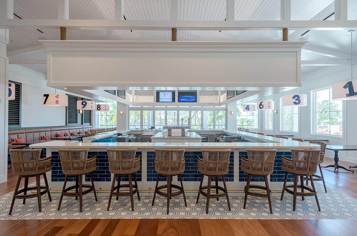 Lauderdale Yacht Club Clubhouse 4