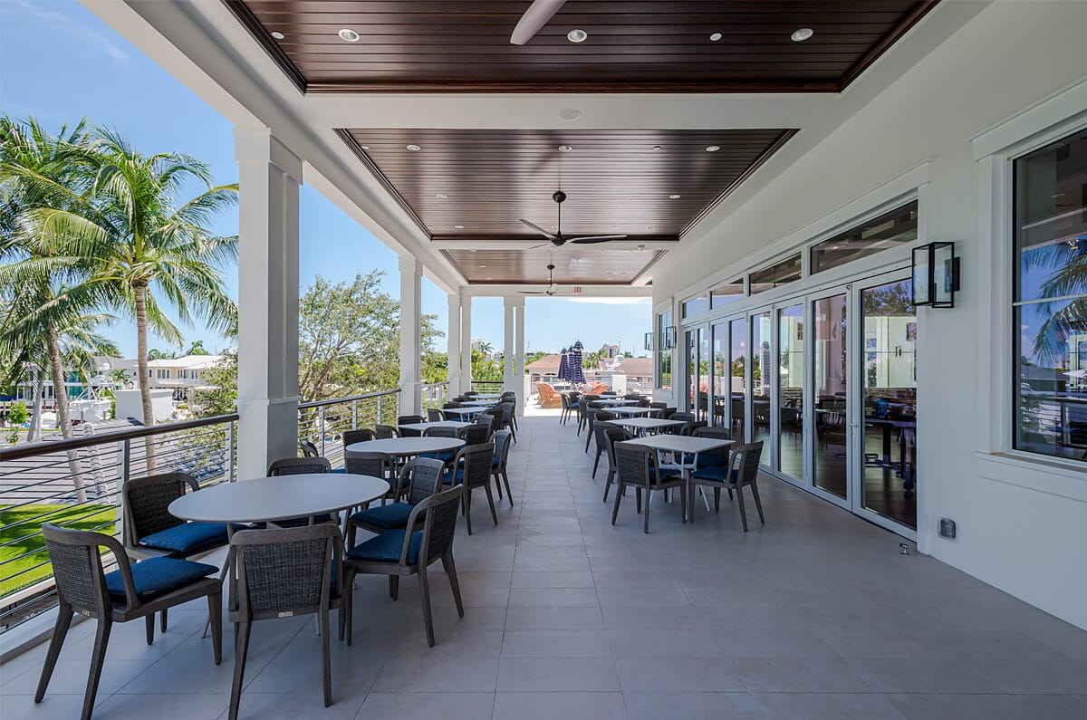 Lauderdale Yacht Club Clubhouse 5