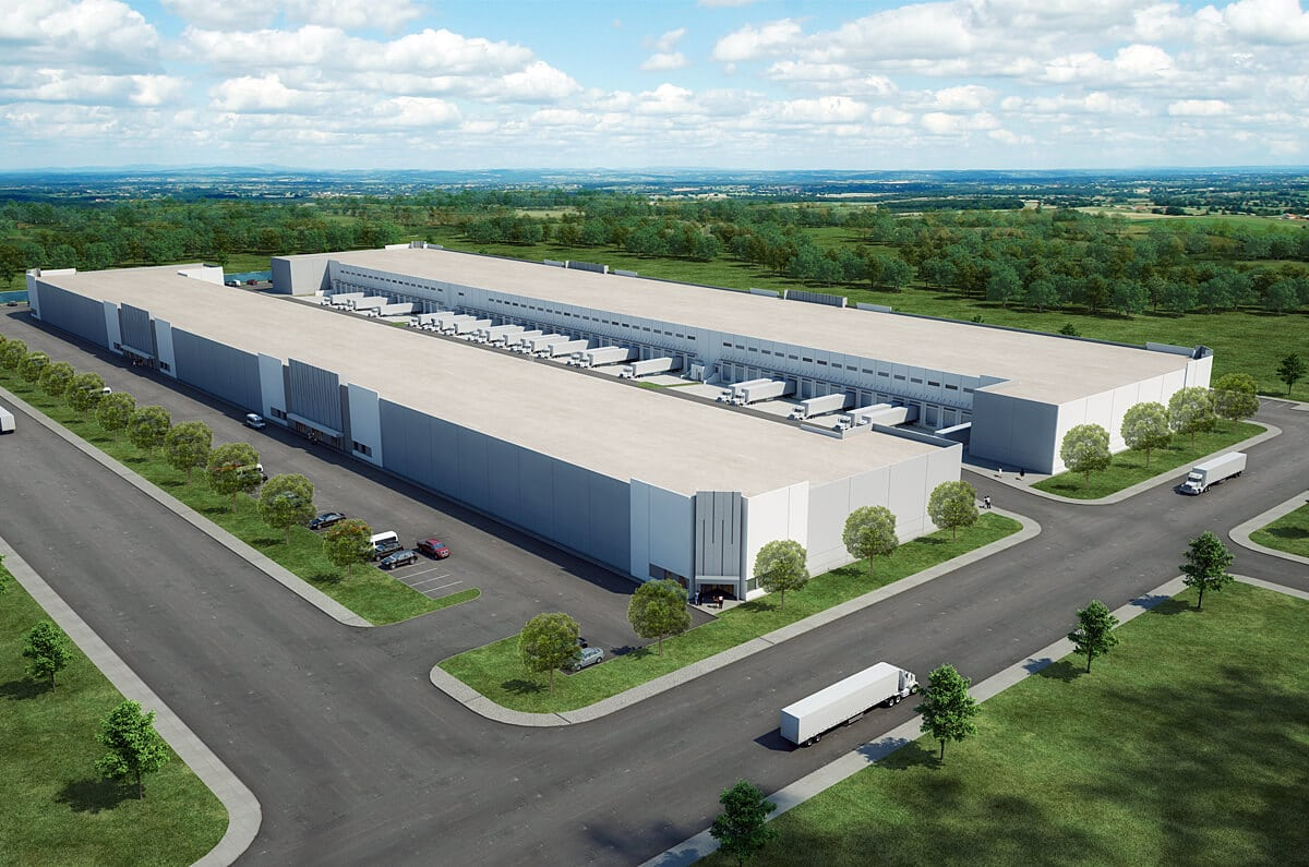 Miami Midpoint Logistics Park – Bldg 1 & 2 1