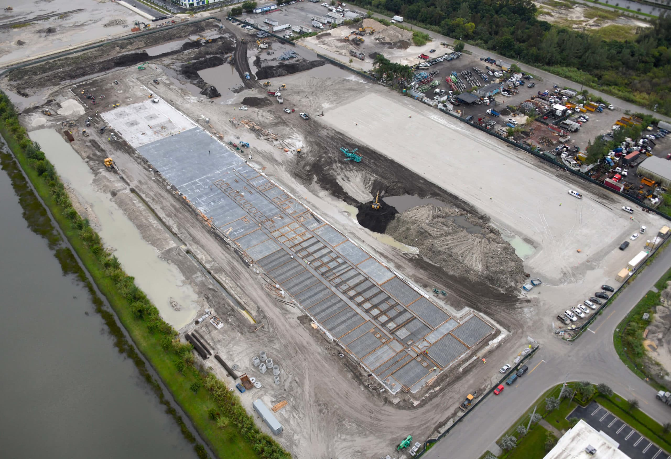 Miami Midpoint Logistics Park – Bldg 1 & 2 3