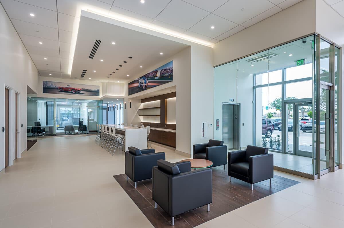 BMW Pines Collision Center & Garage Complex 2