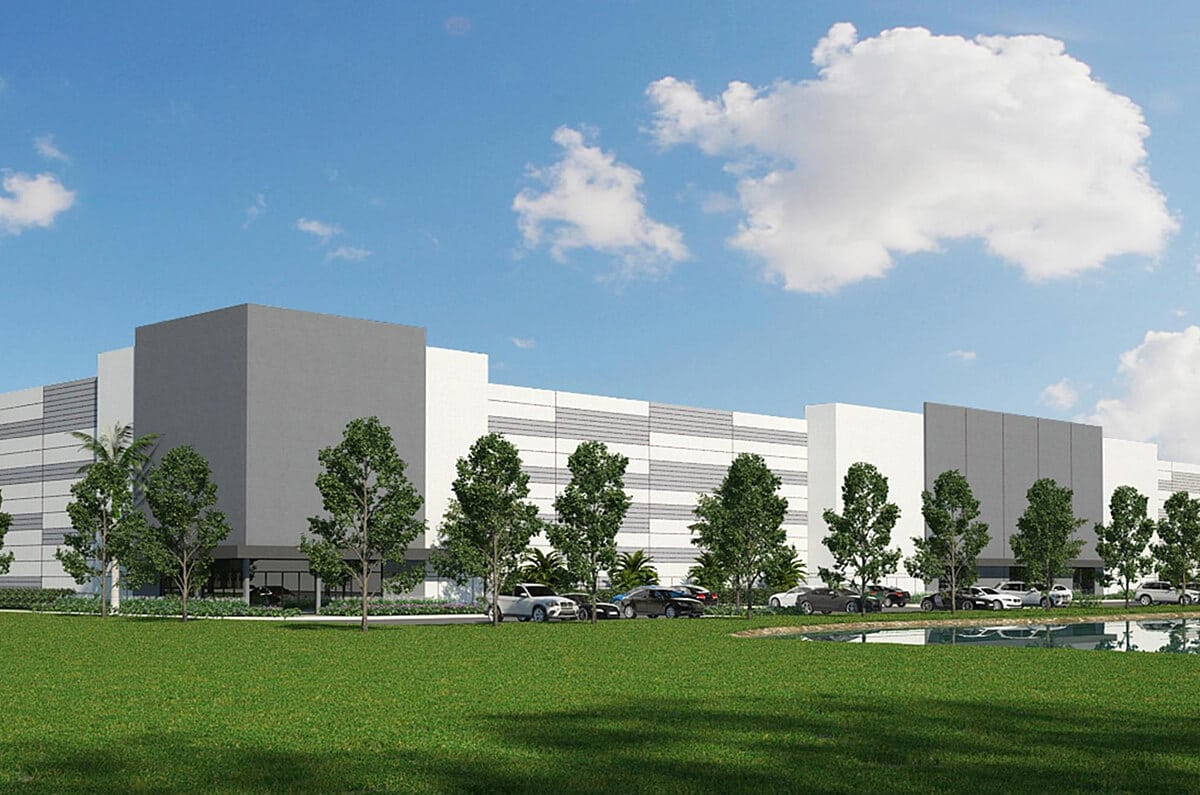 Cypress Pointe Distribution Center 1