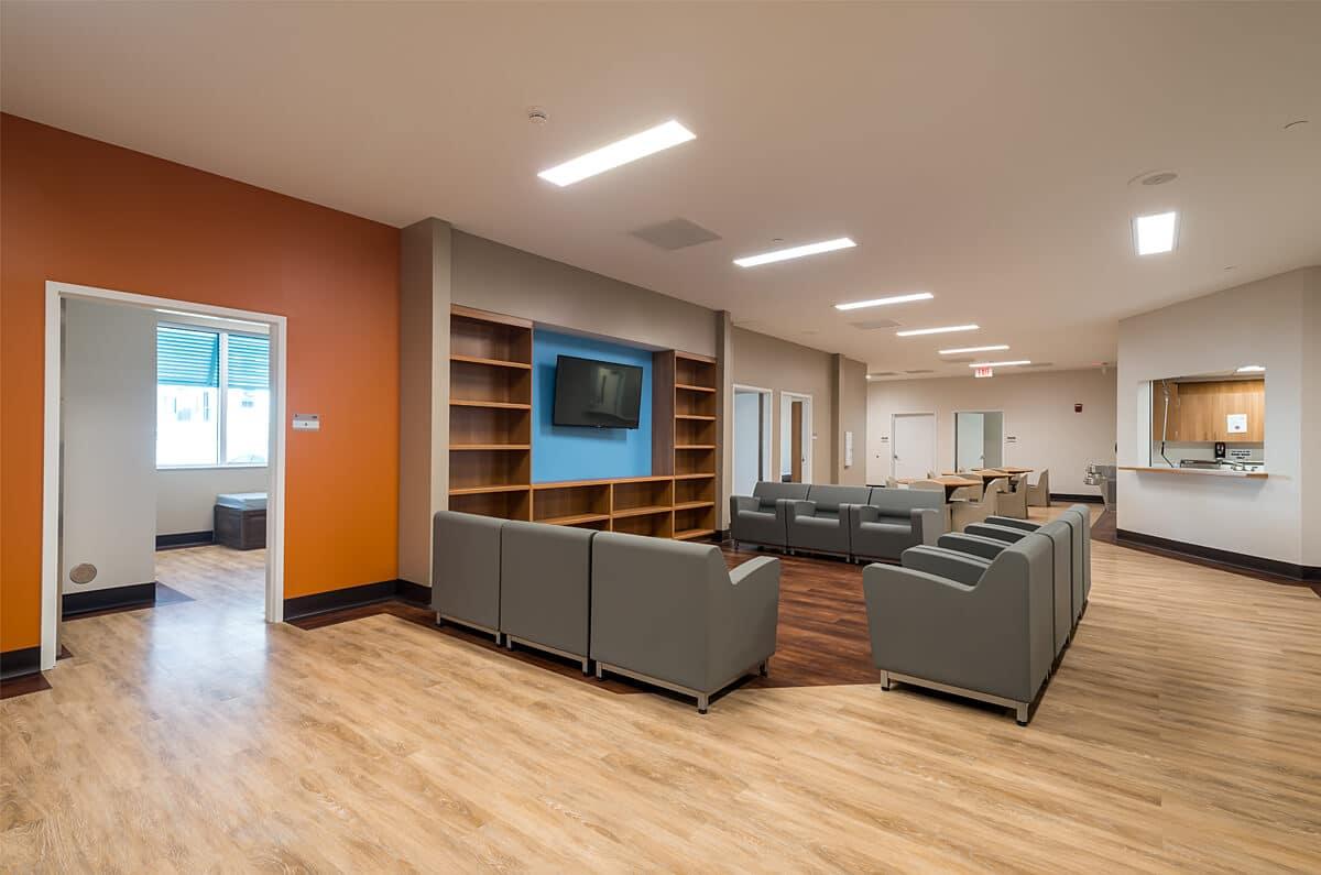 Henderson Behavioral Health Central Receiving Facility & Crisis Stabilization Unit 3