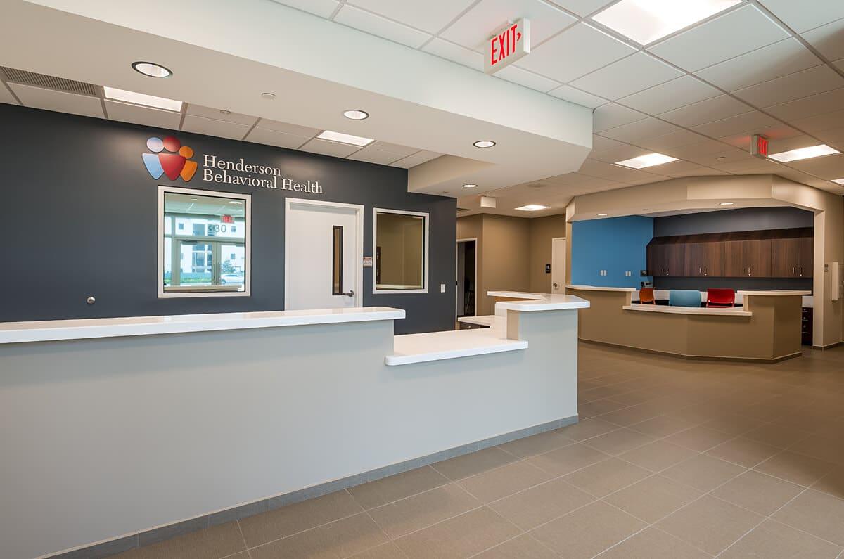 Henderson Behavioral Health Central Receiving Facility & Crisis Stabilization Unit 2