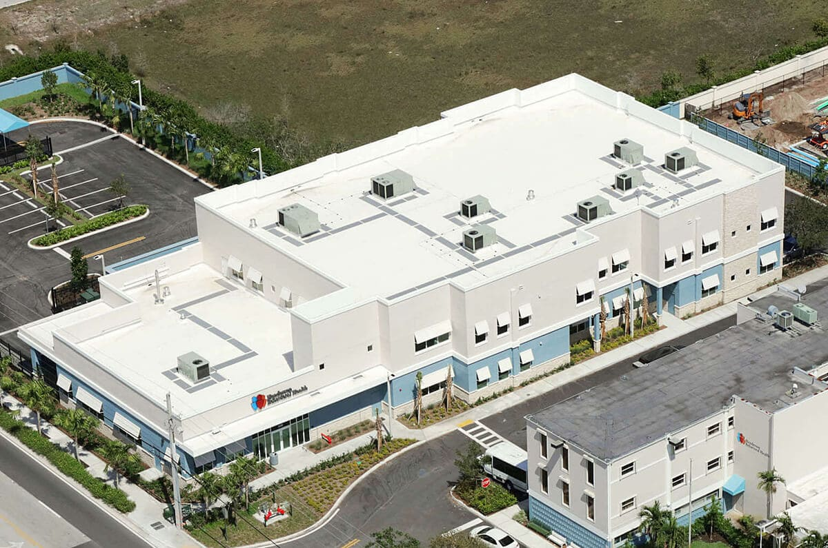 Henderson Behavioral Health Central Receiving Facility & Crisis Stabilization Unit 1